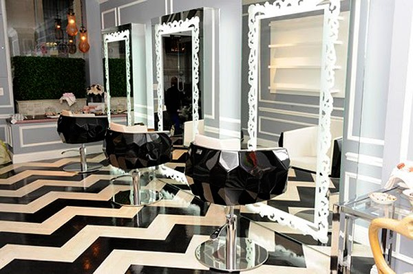 york salon salons hair beauty ric pipino nyc nail spa bold room floor mirrors organic ruggeri chairs floors centre sallon
