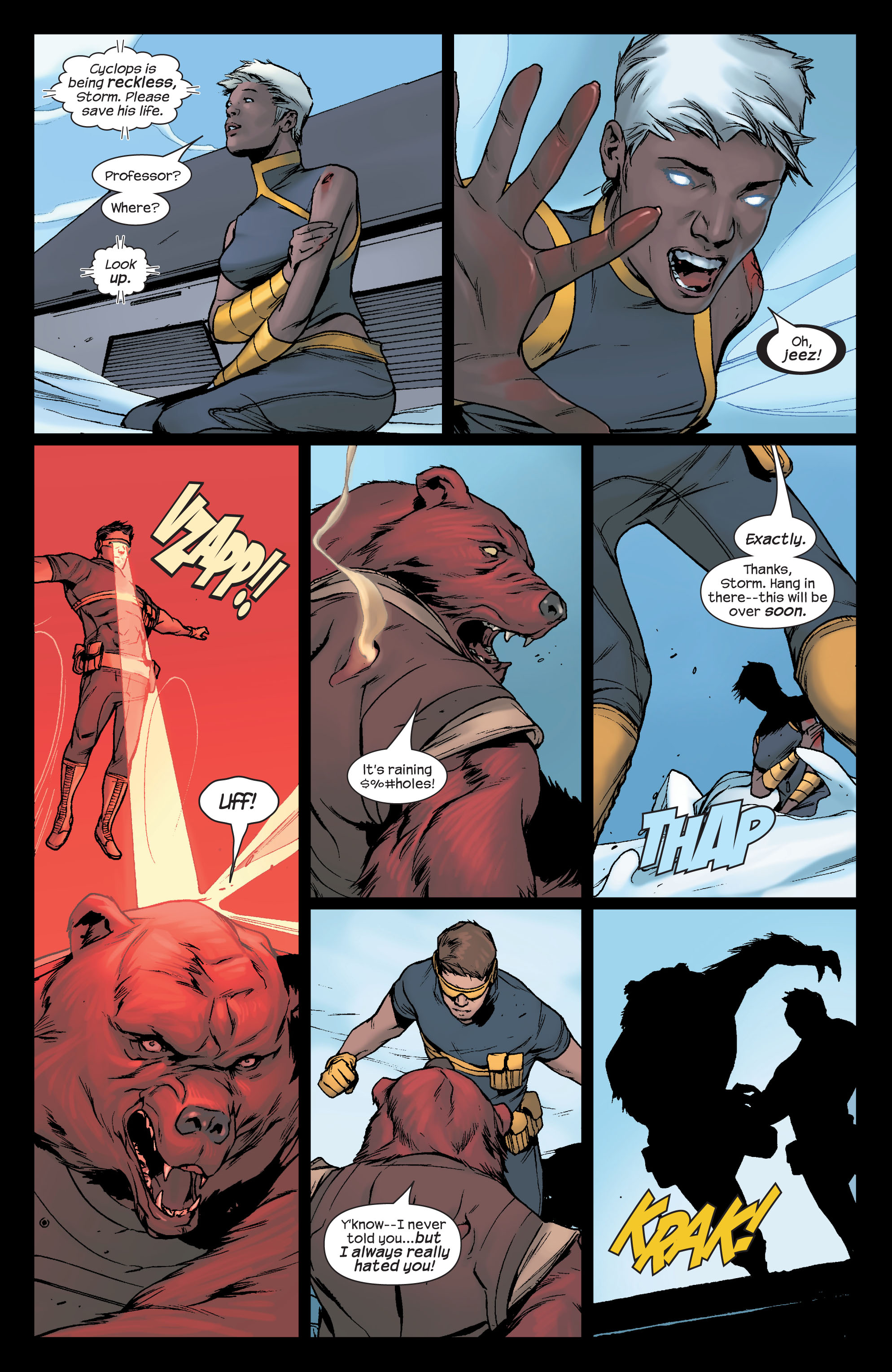 Read online Ultimate X-Men comic -  Issue #78 - 7