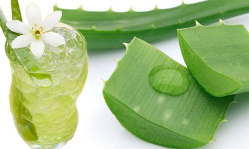 Cách làm nước nha đam đường phèn lá dừa nước cốt chanh