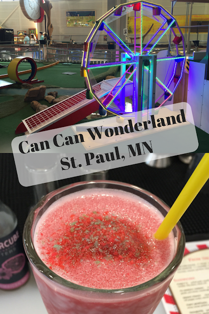 Laughs, Games, Mini Golf and Fun at Can Can Wonderland in St. Paul, Minnesota