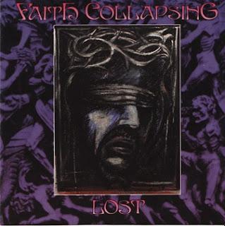 """Ακούστε το τραγούδι των Faith Collapsing """"Reluctant Messiah"""" από την επανακυκλοφορία του δίσκου """"Lost"""""""