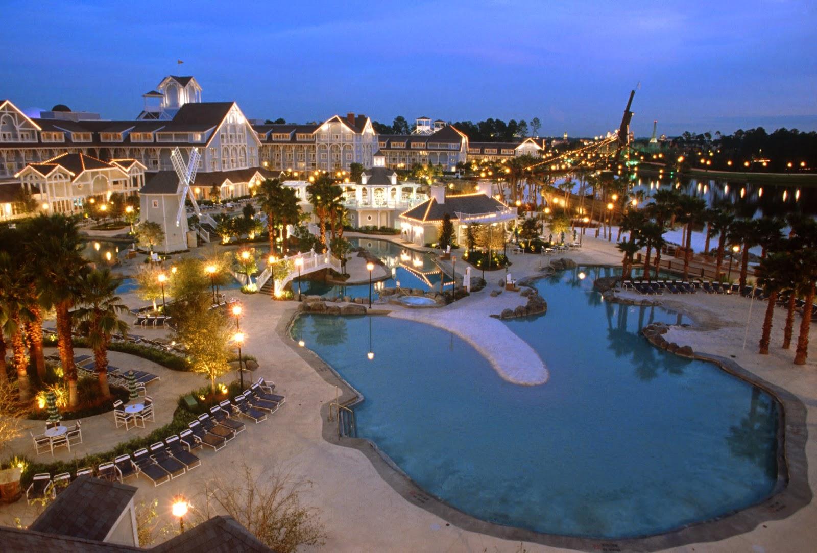 Disney World Beach Club Resort Restaurants