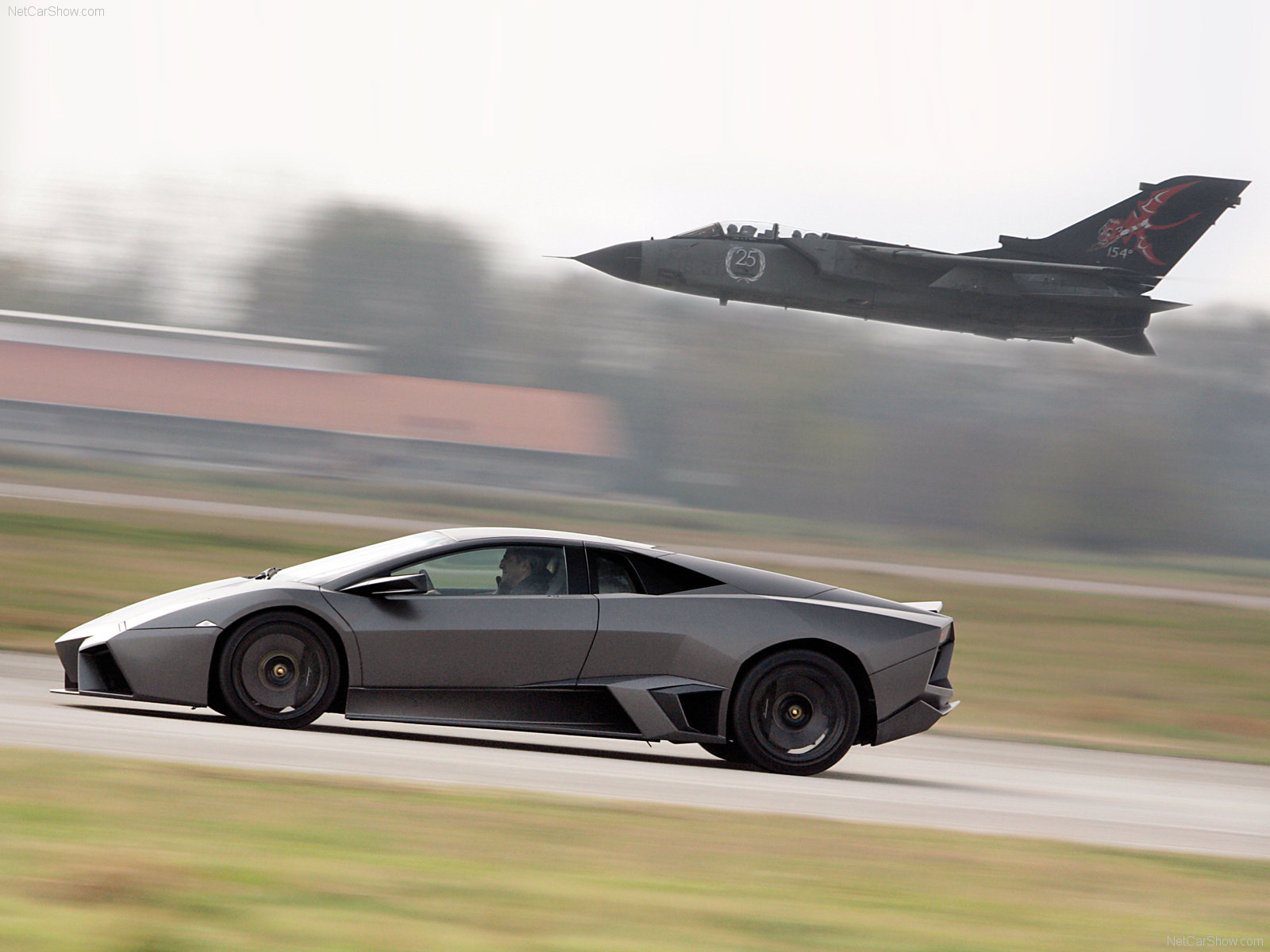 World Of Cars Lamborghini Reventon Wallpaper
