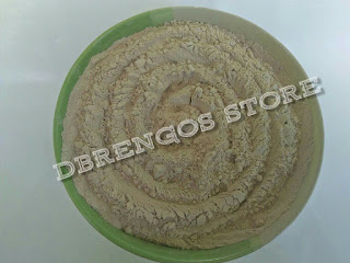 Jual Bentonite Clay Cosmetic Grade