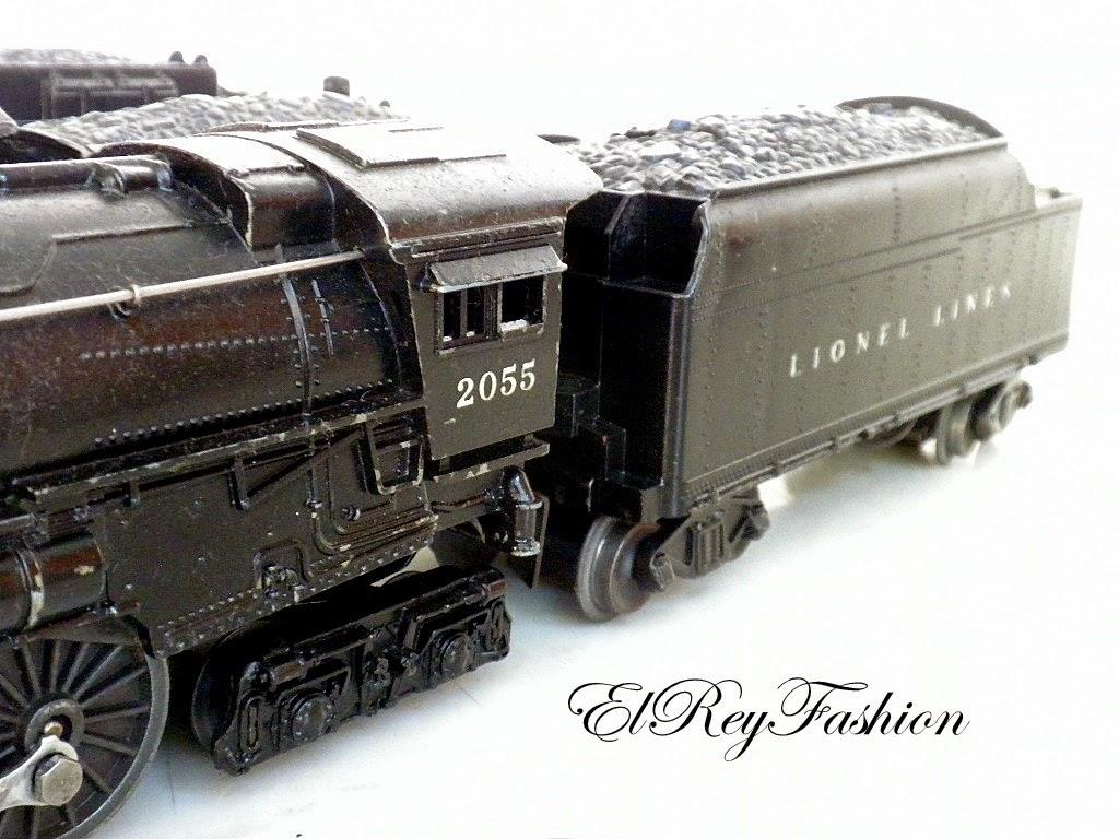 Vintage Lionel Engine 50