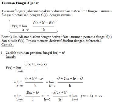 ALJABAR FUNGSI PDF
