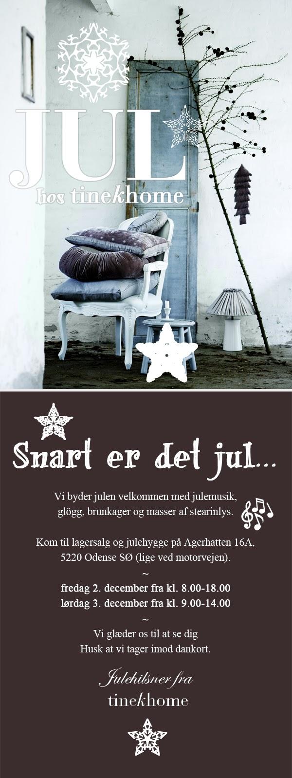 tine k home jul hos tine k home. Black Bedroom Furniture Sets. Home Design Ideas