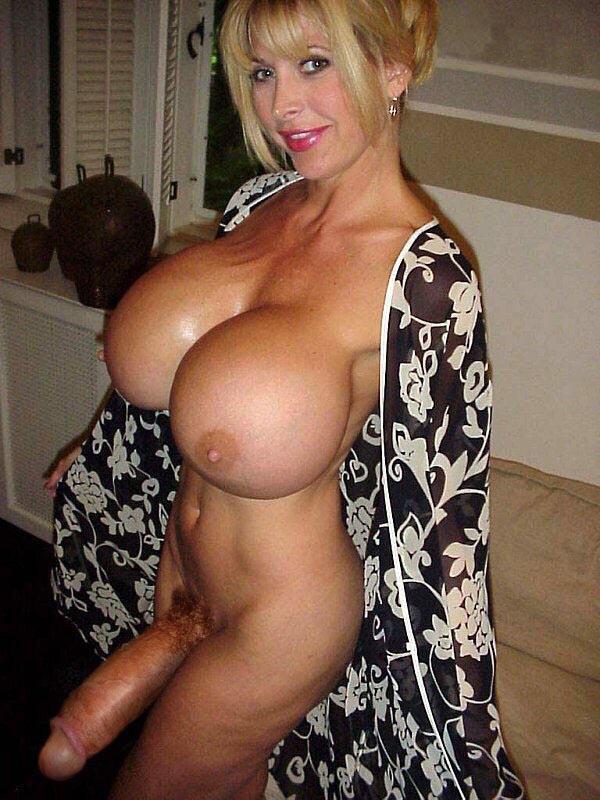 Big Boobs And Huge Dick