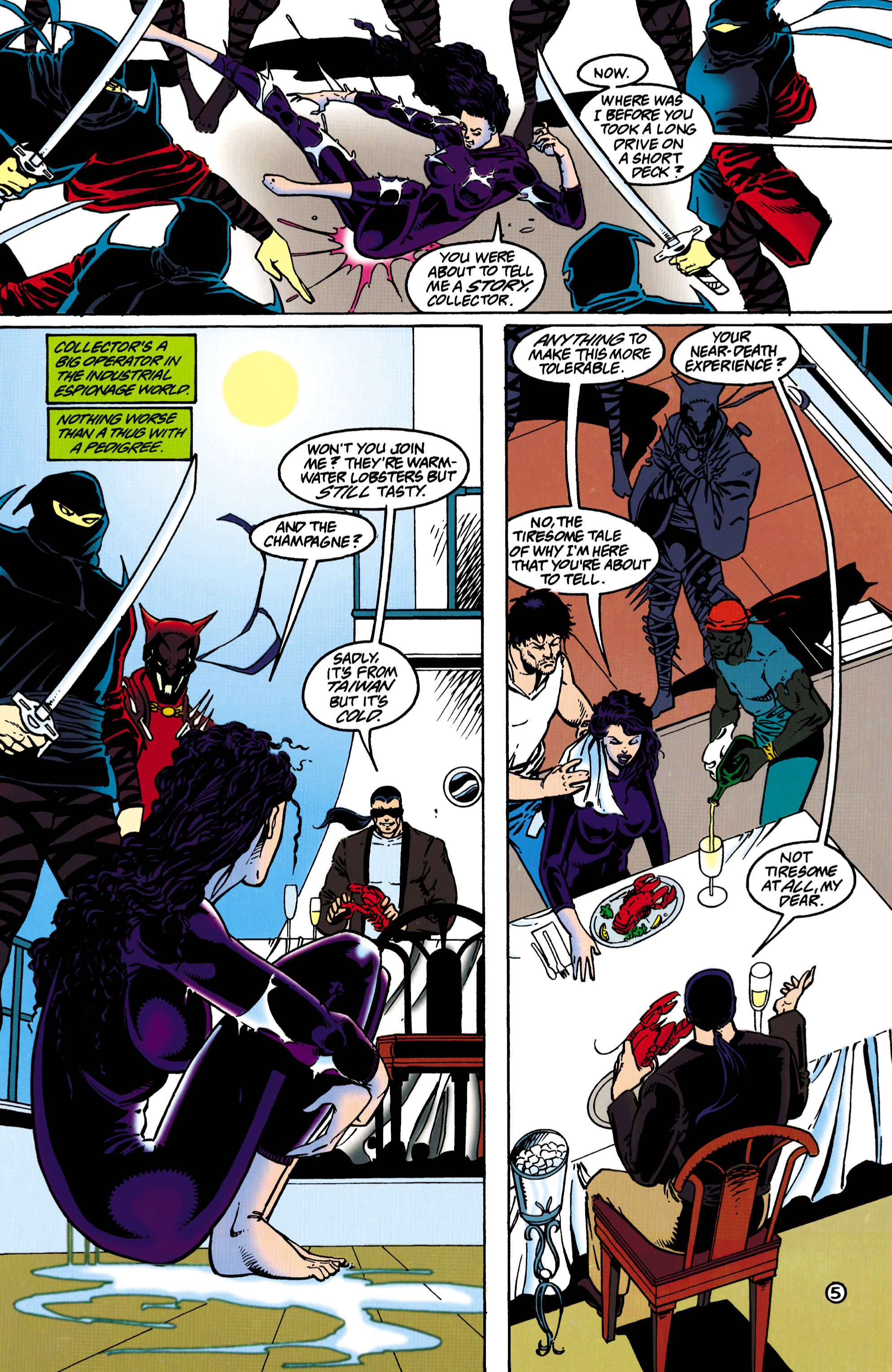 Catwoman (1993) Issue #34 #39 - English 6