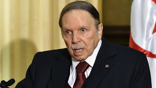Algerian president steps down amid protests