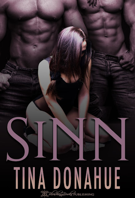 She's every man's carnal fantasy...and the target of one's revenge - SiNN - Erotic Romantic Suspense - Menage #TinaDonahueBooks #EroticRomanticSuspense #Menage #USMarshals #WitnessProtection