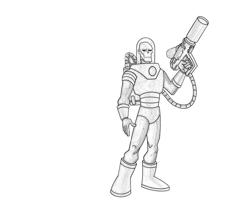 Mr Freeze Coolboy Lowland Seed