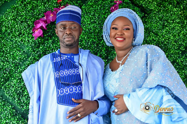Photos from the CEO Nepas Group and His wife