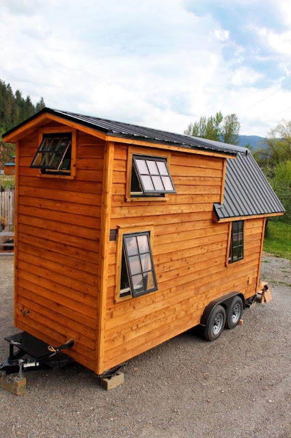 cabin tiny house