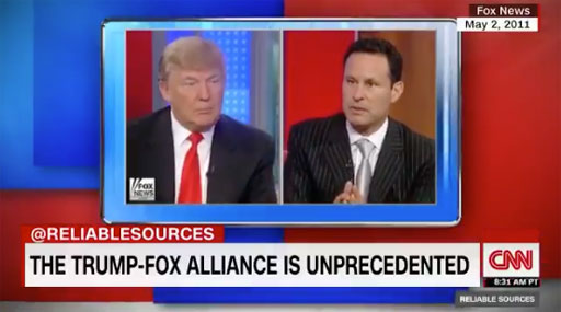 CNN breaks down the odd and unusual relationship between Fox News and Donald Trump