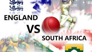 England VS South Africa Live Match