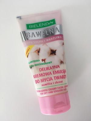 Denko Bielenda delikatna kremowa emulsja do mycia twarzy
