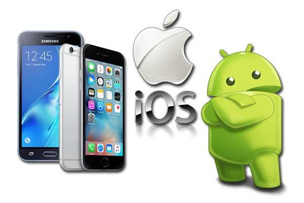 6 Perbedaan Smartphone iOS dan Android Yang Paling Monoton