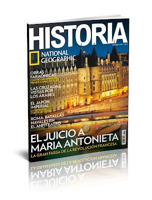 Historia National Geographic - Julio 2016