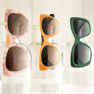 gafas de sol primavera verano 2016 Gloria Ortiz