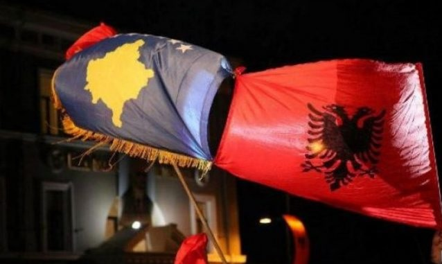 Serbs believe Great Albania to be created