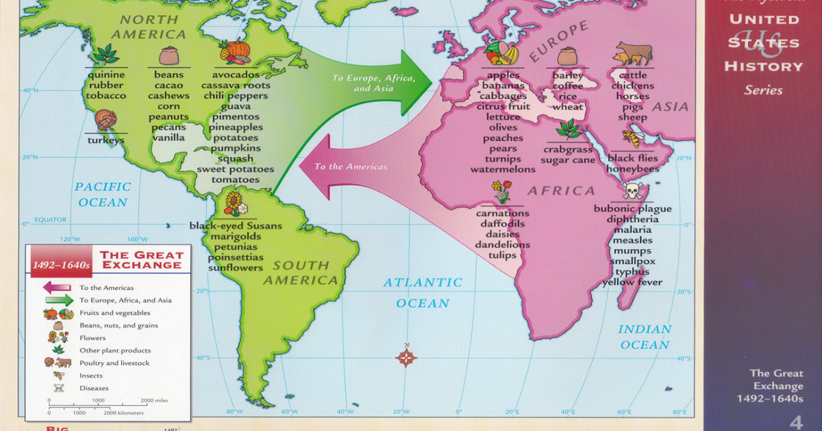 Annotated Bibliography- The Columbian Exchange: Annotated ...