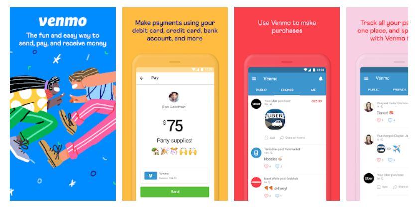 Install Venmo Mobile Wallet: Send & Receive Money Mobile App