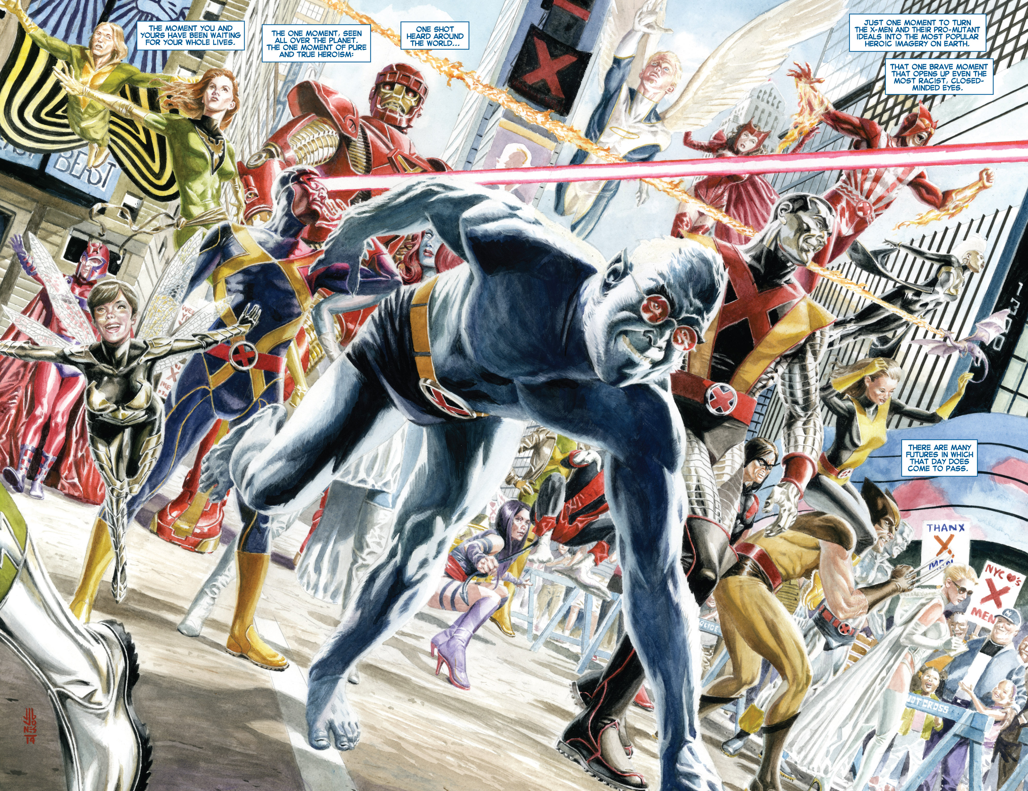 Read online All-New X-Men (2013) comic -  Issue #25 - 16
