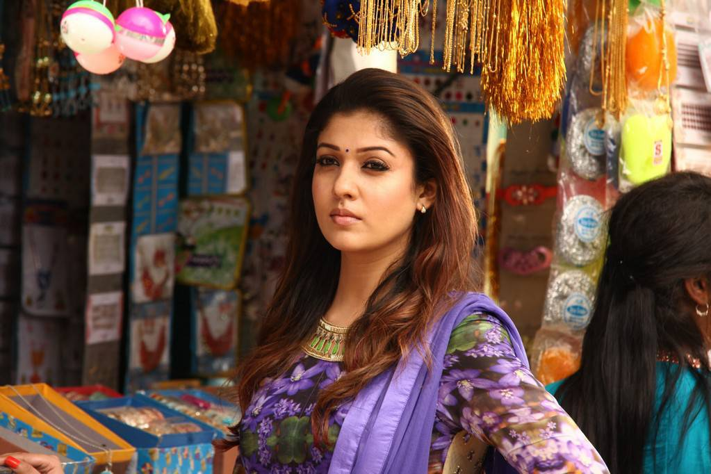 Nayanthara Stills From Good Evening Movie