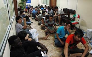 Antisipasi Kericuhan Imigran Syiah Dengan Warga, Rudenim Kini Dijaga 24 Jam