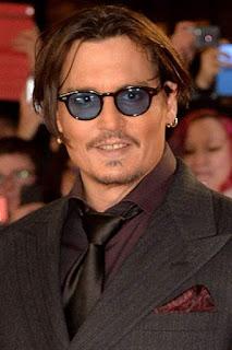 جونى ديب (Johnny Depp)، ممثل أمريكي