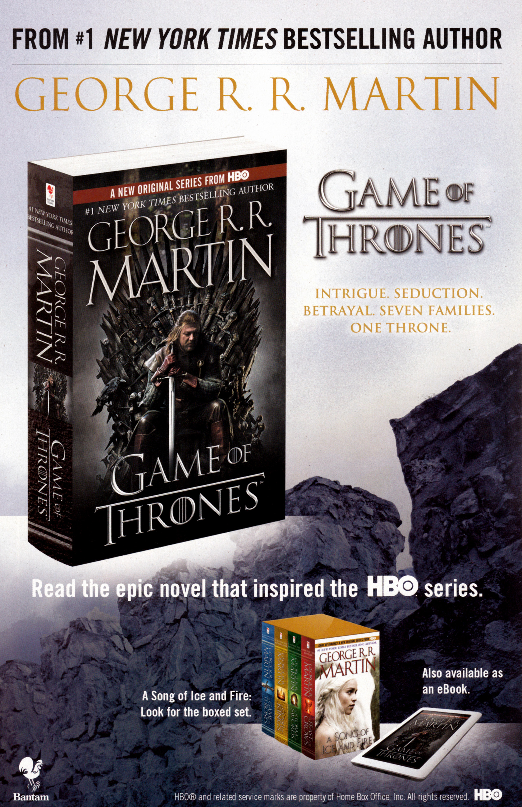 Read online A Game Of Thrones comic -  Issue #7 - 31