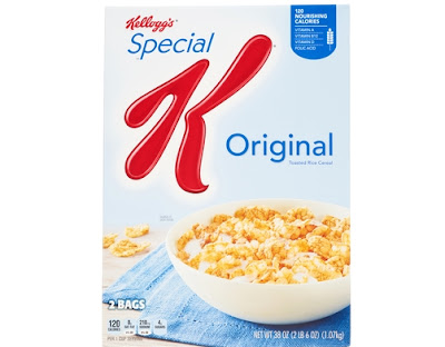 New Coupon ~ Save $1.00/2 Special K Cereals