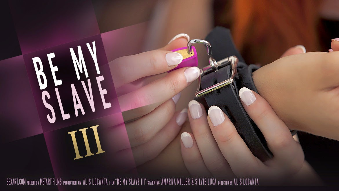 SjlD3Xomj 2014-12-12 Amarna Miller & Silvie Luca - Be My Slave Part 3 12250