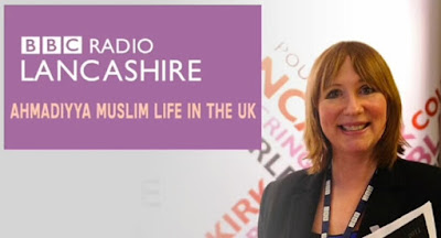 UK: Ahmadi Muslim couple from Preston shares Islam Ahmadiyya on BBC Radio Lancashire