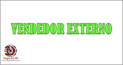 VENDEDOR EXTERNO