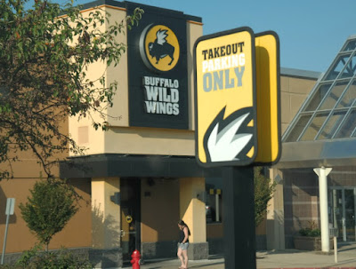 Buffalo Wild Wings in Harrisburg Pennsylvania