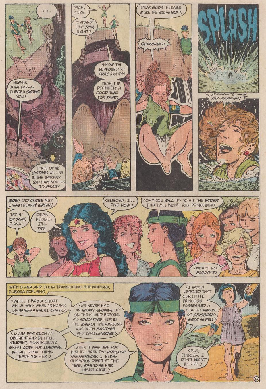 Read online Wonder Woman (1987) comic -  Issue # Annual 1 - 7