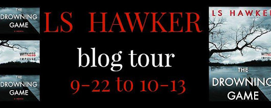 BLOG TOUR ~ THE DROWNING GAME by LS Hawker