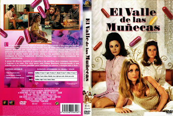 Carátula dvd: El valle de las muñecas (1967) (Valley of the Dolls)