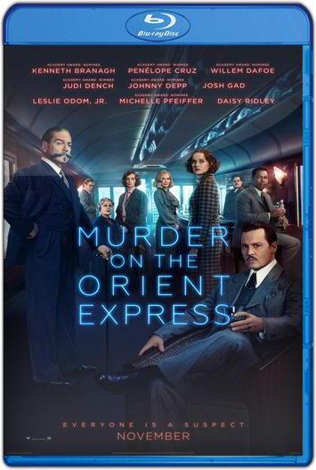 Asesinato en el Expreso Oriente (2017) HD 1080p y 720p Latino