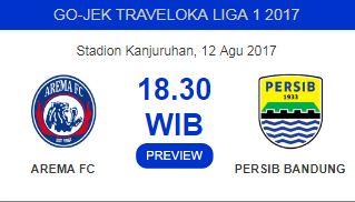 Arema vs Persib Liga 1