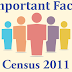 Census 2011: Important notes on Census 2011