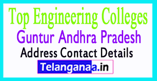 Top Engineering Colleges in Guntur Andhra Pradesh