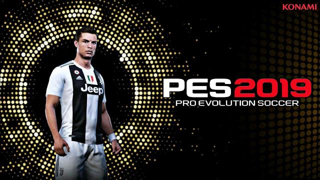 تحميل لعبة PES 2019 للأندرويد و للأيفون