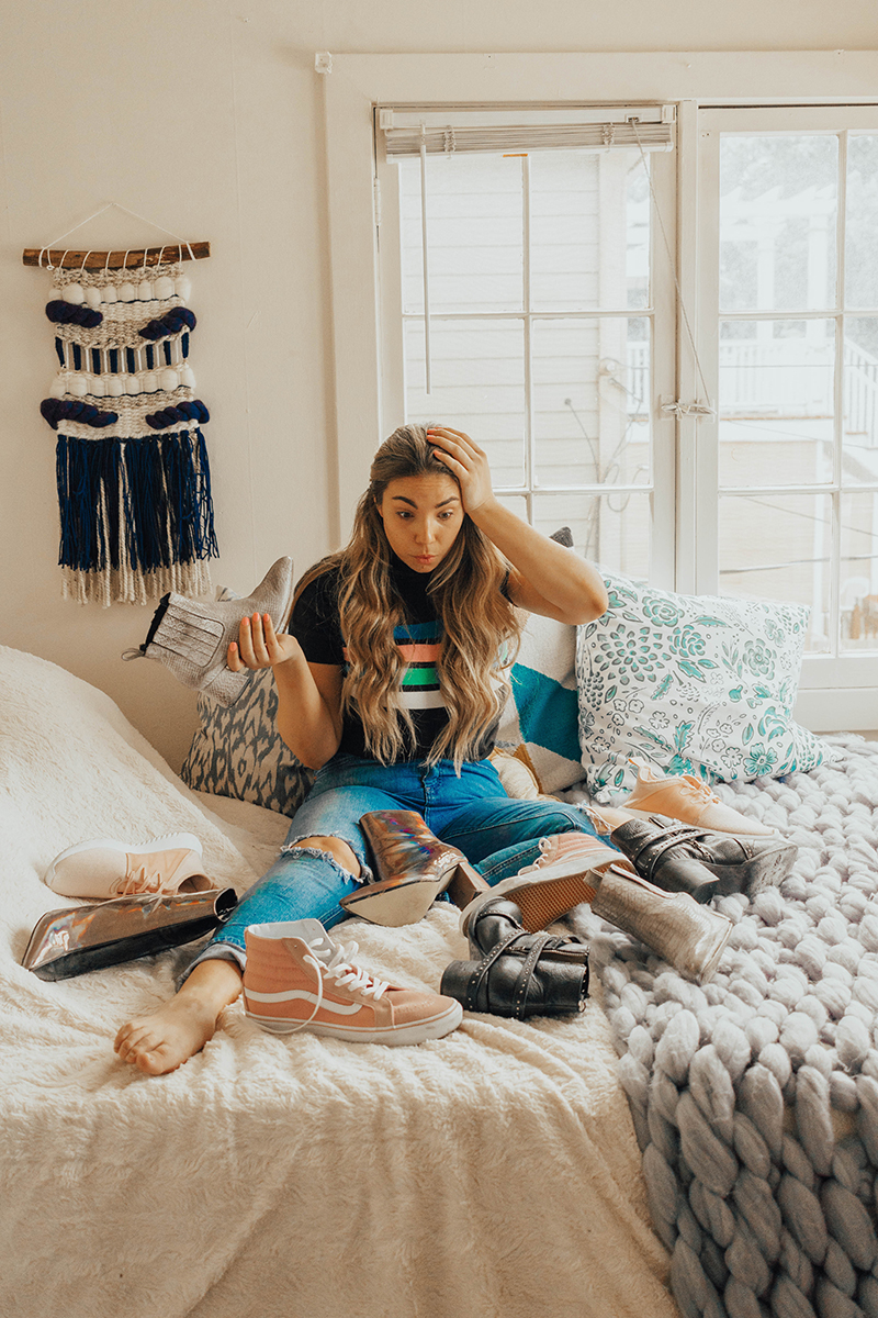 spring cleaning tips and tricks, lauryn hock, lauryncakes fashion blog