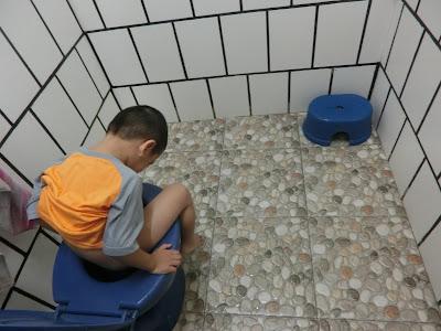 Berjaya Potty Training Anak Dalam 7 Hari