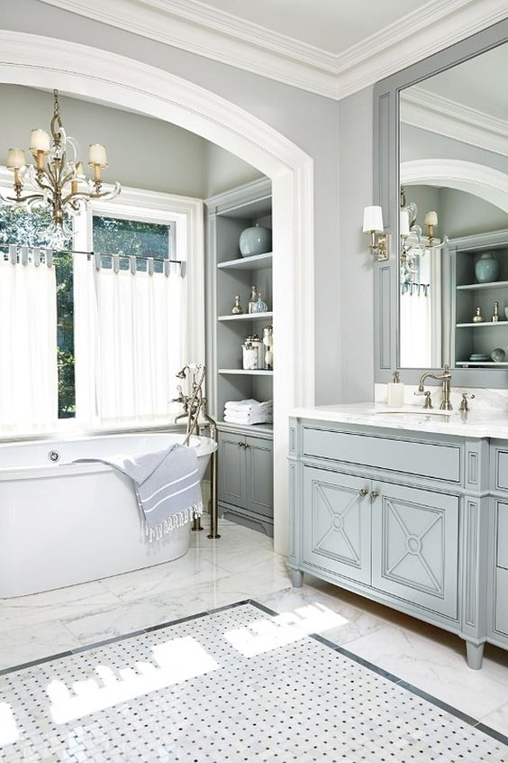 Here Are Some Inspiration Photos Of Blue Vanities.
