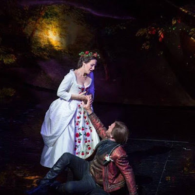 Rhian Lois and Jared Ott - Don Giovanni - Santa Fe Opera