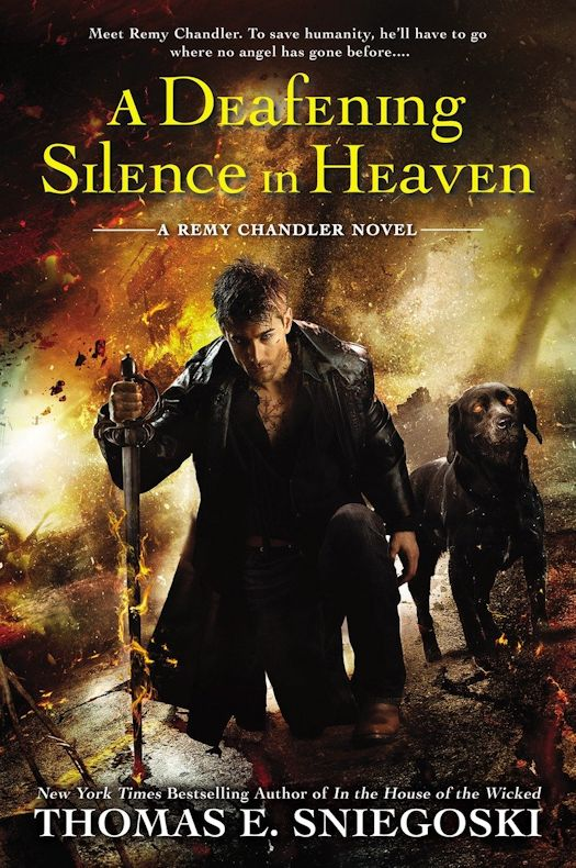 Review: A Deafening Silence in Heaven by Thomas E. Sniegoski